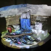 Conwy Video Sculpture