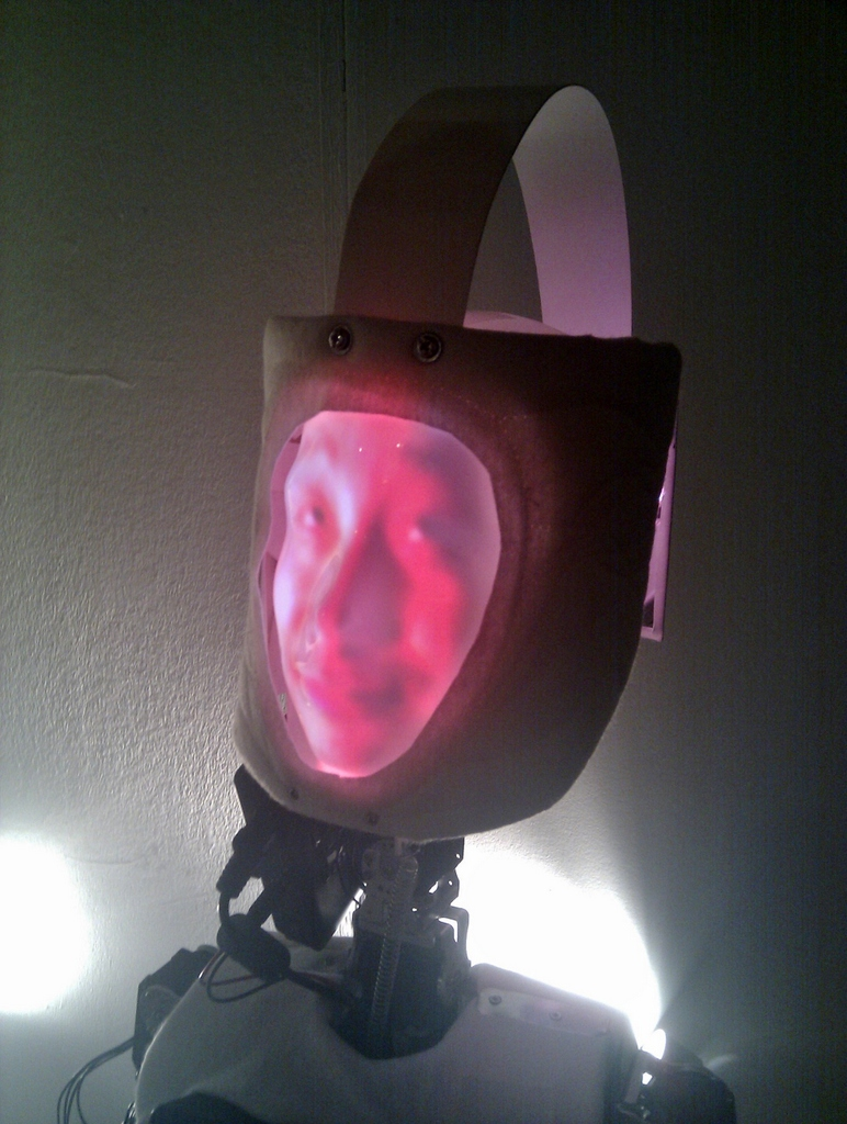 My Robot Companion2011-2012